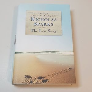 Nicholas Sparks 'The Last Song' Hardcover